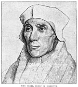 15th Century Prints - Saint John Fisher Print by Granger