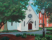 Raleigh Originals - Saint Marys Chapel by Tommy Midyette