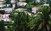 Saint Paul De Vence Framed Prints - Saint-Paul-de-Vence Framed Print by Andrea Simon