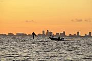Saint Petersburg Prints - Saint Petersburg Florida Print by David Lee Thompson