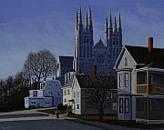 Lewiston Originals - Saints Above by Murad Sayen