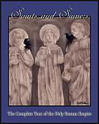 Roman Paintings - Saints and Sinners... by Will Bullas