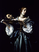 Baptist Paintings - Salome by Granger