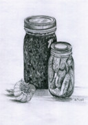 Goods Originals - Salsa and Pickles by Mary Tuomi