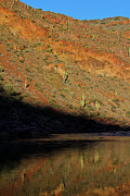 Atom Crawford - Salt River Sunset