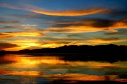 Scott Brown - Salton Sea Sunset Number...