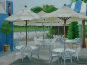 Cafe Terrace Originals - Salty Dog Cafe by Robert Rohrich