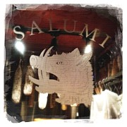 Napa Valley Photos - Salumi by Penelope Moore