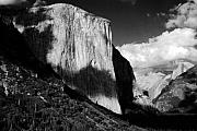 Tunnel View Posters - Salute to Ansel Adams II Poster by Amanda Kiplinger