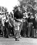 1950s Candids Photos - Sam Snead 1912-2002, American Golfer by Everett