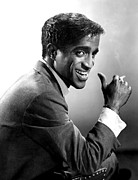 Cigarette Posters - Sammy Davis, Jr., 1958 Poster by Everett