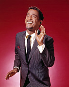 Davis Photos - Sammy Davis Jr, 1960s by Everett