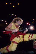 Rich Fuscia Art - Sammy Hagar by Rich Fuscia