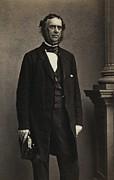 Samuel Francis Du Pont 1803-1865 Member Print by Everett