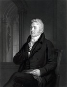 Coleridge Prints - Samuel Taylor Coleridge 1772-1834 Print by Everett