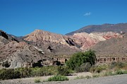 Mountain Road Prints - San Antonio De Los Cobres Print by Amateur photographer, still learning...