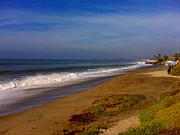 San Clemente Saturday Print by Tracy Evans