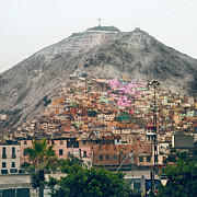 Clear Sky Art - San Cristóbal Hill by Istvan Kadar Photography