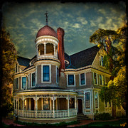 Victorian Digital Art - San Diego Victorian by Chris Lord