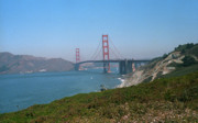 San Francisco - San Francisco - Golden Gate Bridge by Frank Romeo