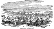 American City Prints - San Francisco, 1851 Print by Granger