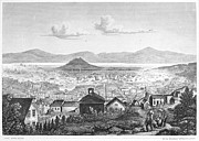 American City Prints - San Francisco, 1853 Print by Granger