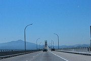 San Rafael Bridge Prints - San Francisco Collection #1 Print by Raquel Amaral