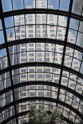 Architecture Prints - San Francisco Galleria - 5D17073 Print by Wingsdomain Art and Photography