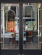 Architecture Framed Prints - San Francisco Gumps Department Store Doors - Full Cut - 5D17094 Framed Print by Wingsdomain Art and Photography