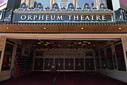 Old Theater Framed Prints - San Francisco Orpheum Theatre - 5D17988 Framed Print by Wingsdomain Art and Photography