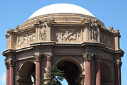 Palace Of Fine Arts Prints - San Francisco Palace of Fine Arts - 5D18059 Print by Wingsdomain Art and Photography
