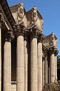 Palace Of Fine Arts Prints - San Francisco Palace of Fine Arts - 5D18127 Print by Wingsdomain Art and Photography
