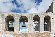 Tower Of The Americas Photos - San Juan Capistrano Mission Building by Rob Tilley