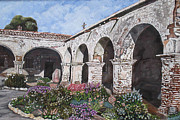 Joemar Sanchez - San Juan Mission flowers...