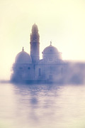 Misty Photo Prints - San Michele Print by Joana Kruse