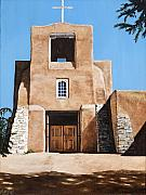 Mary Rogers Prints - San Miguel Print by Mary Rogers