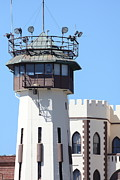 Larkspur Photos - San Quentin State Prison in California - 5D18466 by Wingsdomain Art and Photography