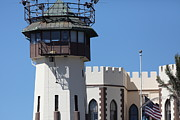 Jails Photos - San Quentin State Prison in California - 5D18467 by Wingsdomain Art and Photography