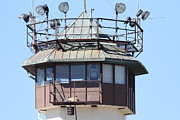 Jails Photos - San Quentin State Prison in California - 7D18534 by Wingsdomain Art and Photography