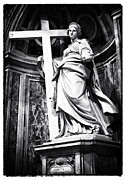 Vatican Photos - Sancta Helena by John Rizzuto