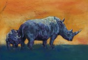Rhinoceros Originals - Sanctuary by Celene Terry