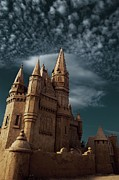 Hand Made Art - Sand Castle by Dimityr Chobanov