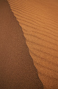 Backgrounds Metal Prints - Sand Dune Metal Print by Jack Hollingsworth