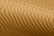 Southern California Posters - Sand Dune Mojave Desert California Poster by Christine Till