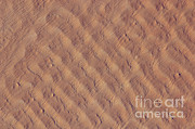 Aerial Photograph Framed Prints - Sand Dunes In The Tenere Desert, Niger Framed Print by NASA/Science Source
