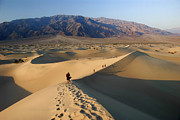 Sand Dunes Print by Tomaz Kunst