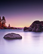 Sand Harbor Prints - Sand Harbor Lake Tahoe Print by Donni Mac