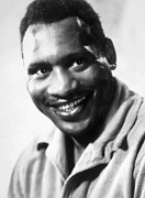 1935 Movies Photos - Sanders Of The River, Paul Robeson, 1935 by Everett
