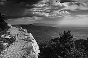 Jason Neely Acrylic Prints - Sandia Crest - Albuquerque New Mexico Acrylic Print by Jason Neely