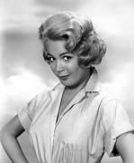 Turned Up Collar Prints - Sandra Dee, Age 18, 1960 Print by Everett
